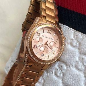 Michael Kors Accessories - MICHAEL KORS MK5263-B Blair Chronograph Watch #38
